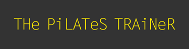 The Pilates Trainer Logo 375