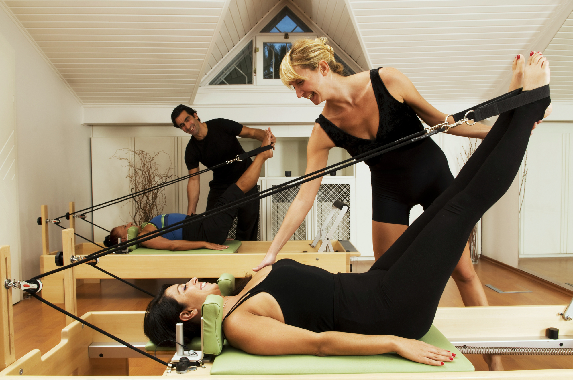 The Pilates Trainer